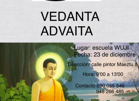 CURSO DE MEDITACIÓN VEDANTA ADVAITA